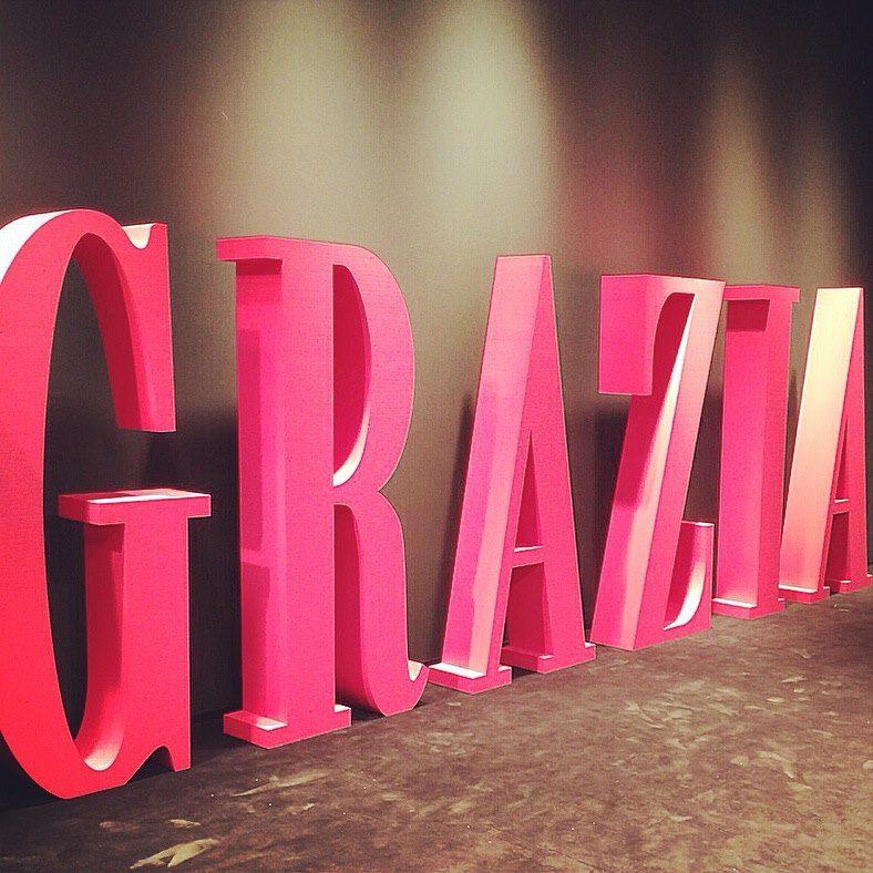 @GraziaShop Event